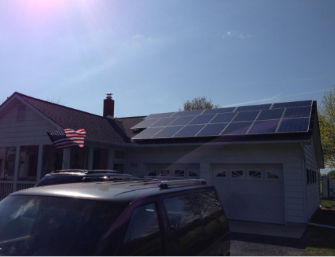 Best Residential Solar power company in Texas