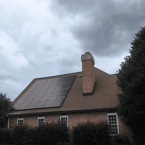 Commercial Solar Panel Installation in Texas