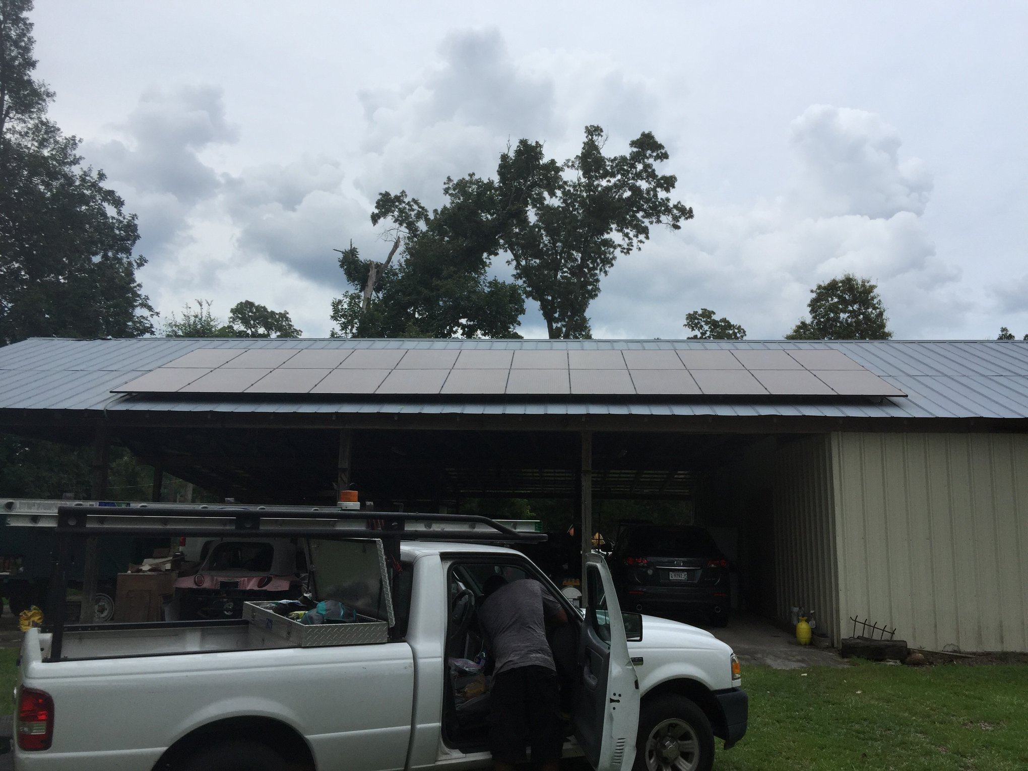 Commercial Solar Panels in Texas