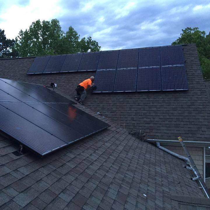 Non-Profit Solar Panel Installation in Texas
