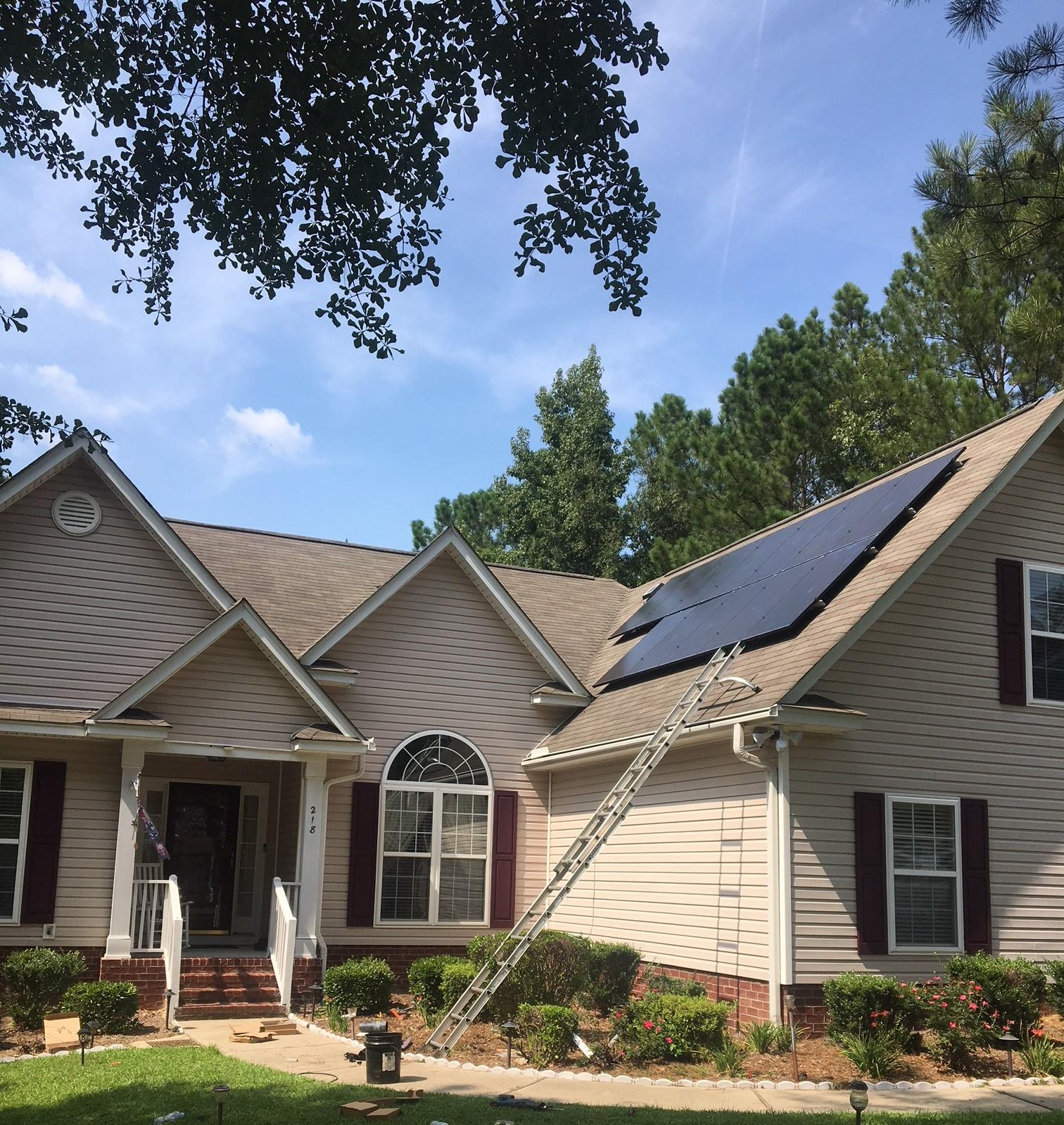 Solar installation Companies in Texas
