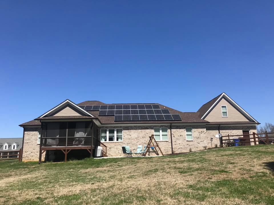Non-Profit Solar Power Company in Texas