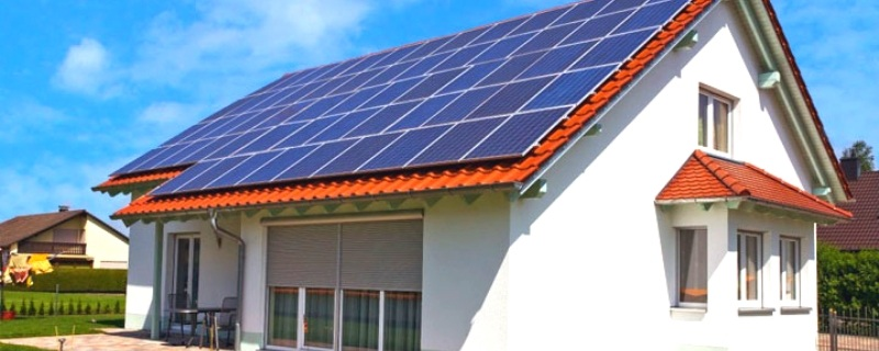 get the residential solar panels in Texas