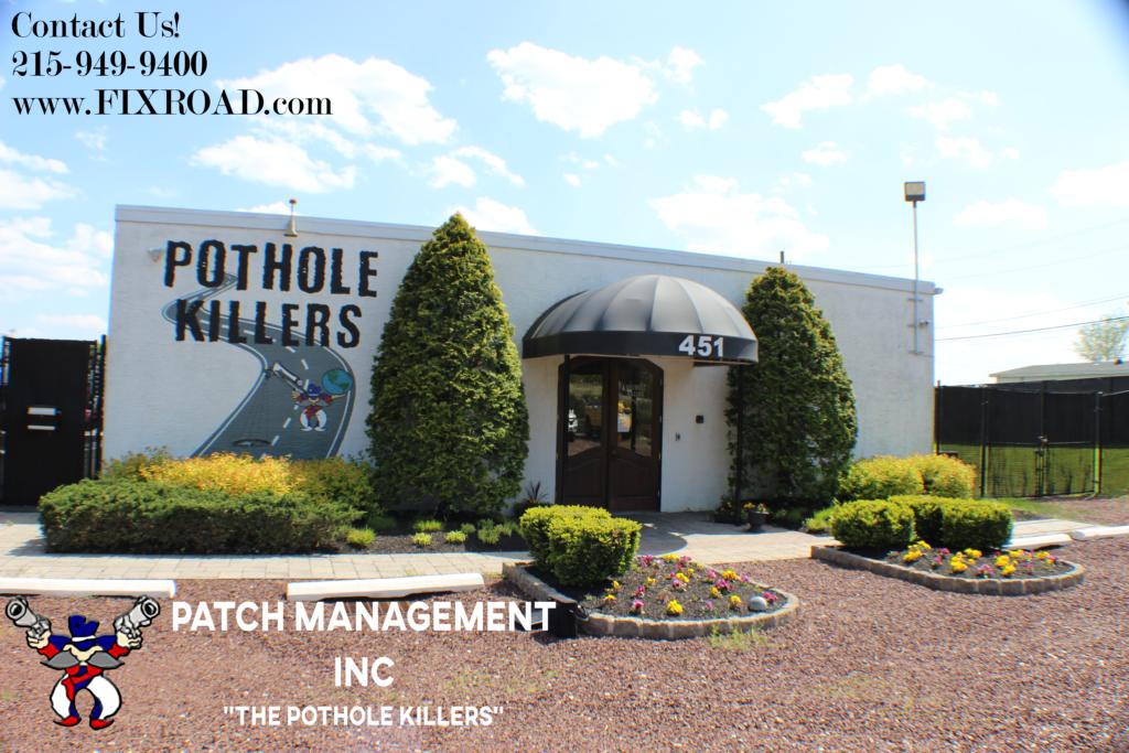 Pothole Killer